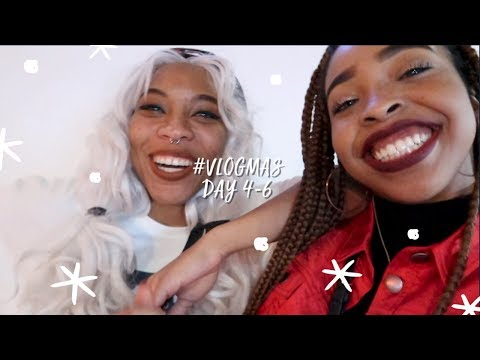 #VLOGMAS DAY 4-6 ∙ HANGING OUT WITH @KIERAPLEASE   Alexis Jade