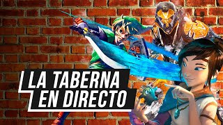 La TABERNA en DIRECTO:  STATE of PLAY, los MILES DE JUEGOS DE FINAL FANTASY 7, ANTHEM...