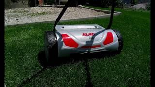 AL-KO Hand Lawnmower Soft Touch 38 HM Comfort