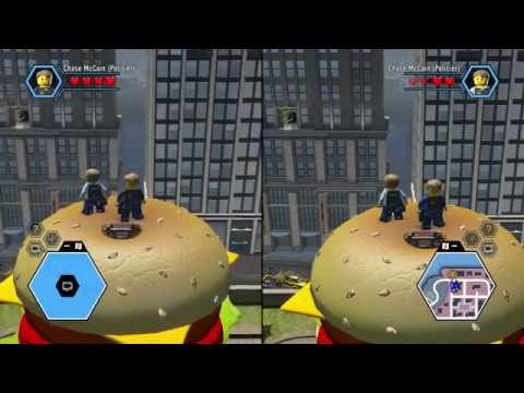 Liveplay - Nintendo Switch - LEGO City Undercover - Mode Co-op