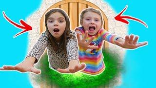 USA MAGICA ! Ce se afla dupa ea ?! Kids Video