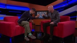 Mandel to Strombo: Thrilled you