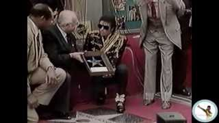 Michael Jackson - Hollywood Walk Of Fame 1984 [FULL HD (1080p)]
