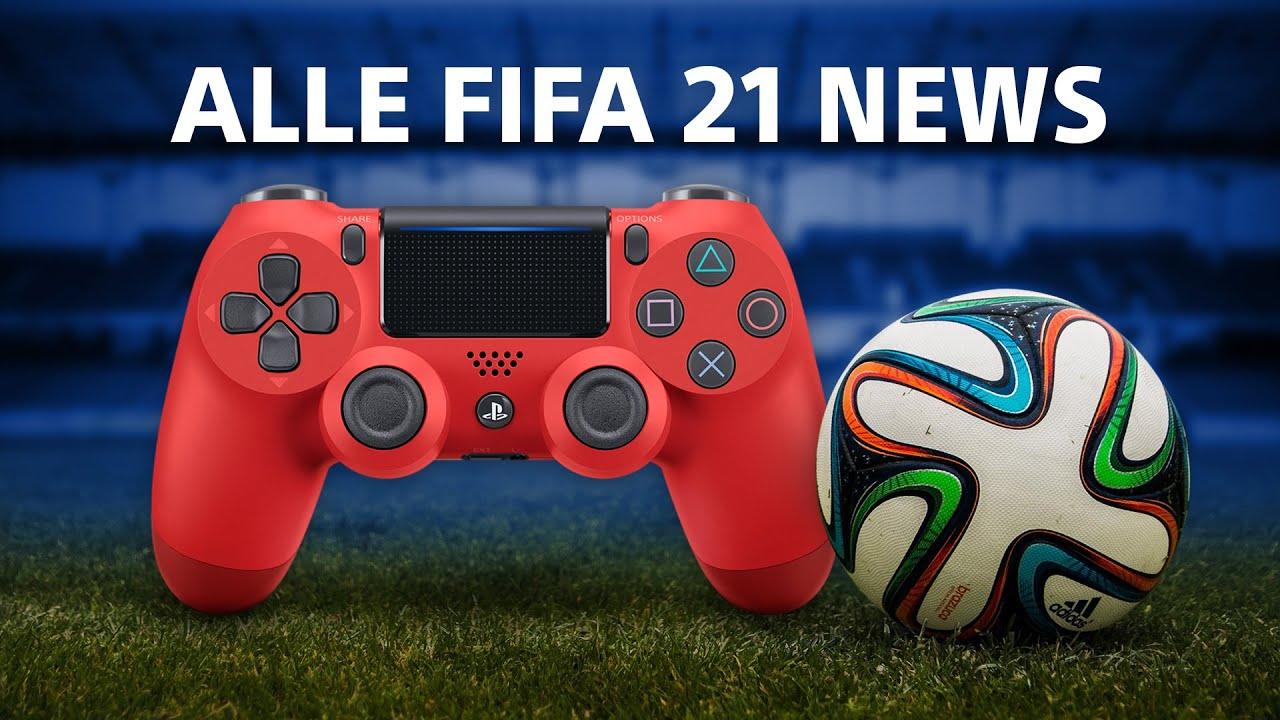 Alles was ihr zu FIFA 21 wissen müsst