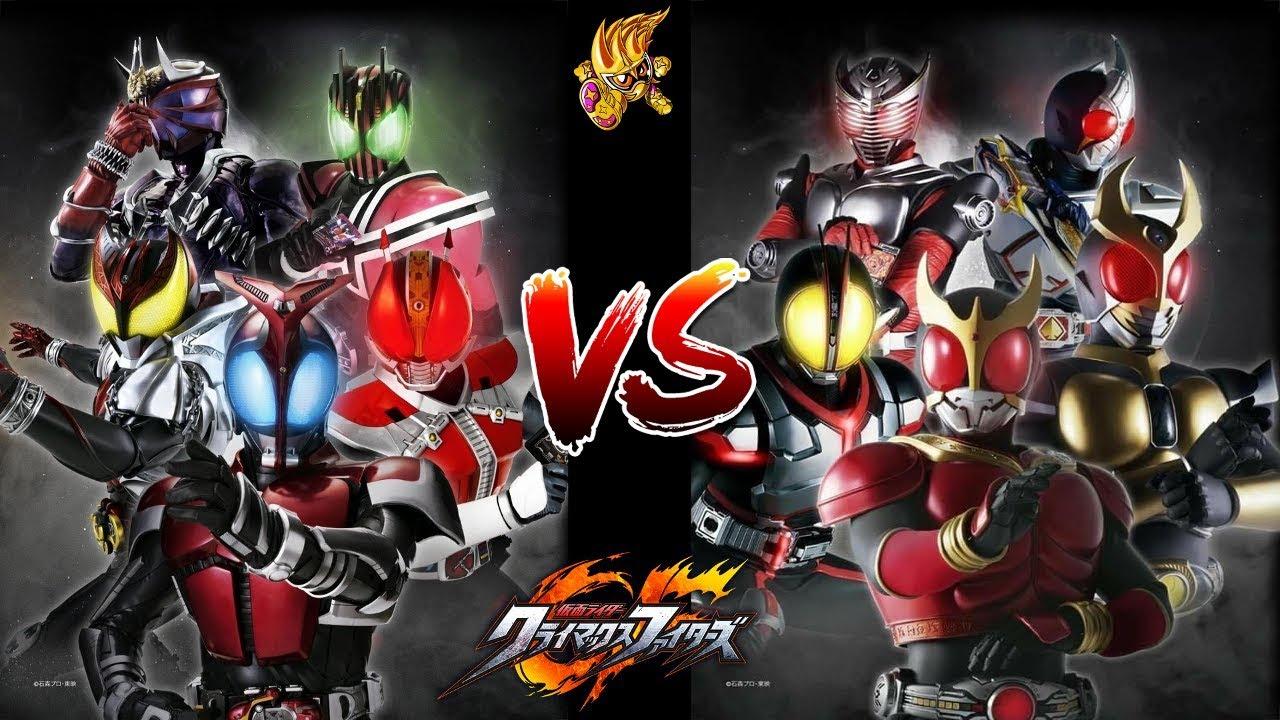 Kamen Rider Climax Fighters Tập 10 – Kamen Rider Đại Chiến – Tổng Hợp Siêu Nhân Đại Chiến