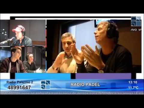 Radio Padel programa 30/6 - Emilio Forcher y Diego Manicler