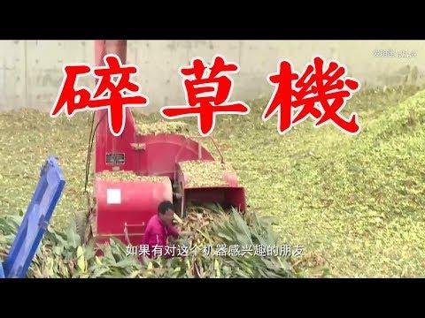 大爺砸光積蓄發明碎草機,遭到家人極力反對,成功後效率提升10倍【發明迷】