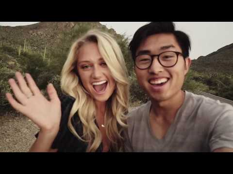 Behind the Scenes Photoshoot with Keeganne VLOG at Gates Pass Tucson, Arizona