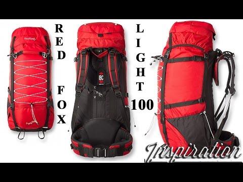 Обзор рюкзака RED FOX LIGHT 100