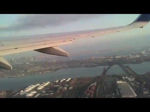 Flug Hamburg-Newark-Tampa/ Flight Hamburg-Newark-Tampa