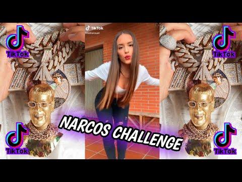 Narcos Challenge – Anuel AA – Los Mejores Challenge (Tik Tok)