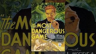 Самая опасная игра (1932) фильм