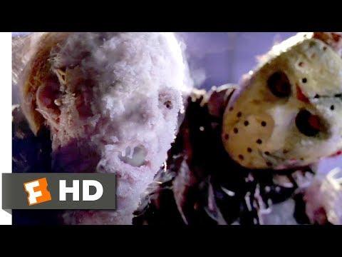Jason X (2001) - Face Freeze Death Scene (3/10) | Movieclips