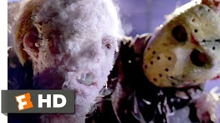 Jason X (2001) - Face Freeze Death Scene (3/10) | Movieclips