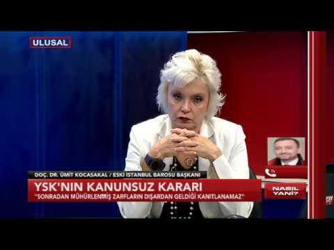 YSK'nın mühürsüz oy kararına Ümit Kocasakal'dan sert tepki