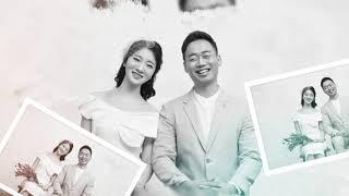 대전 결혼식 식전영상 대전올제스튜디오 웨딩촬영 영상