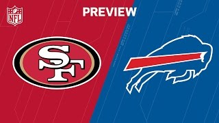 49ers vs. Bills Preview (Week 6) | Around the NFL Podcast | NFL