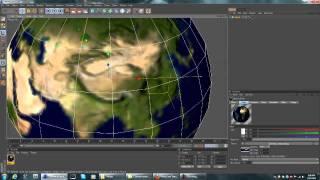 Cinema 4D | Creating The Solar System | Earth + Moon