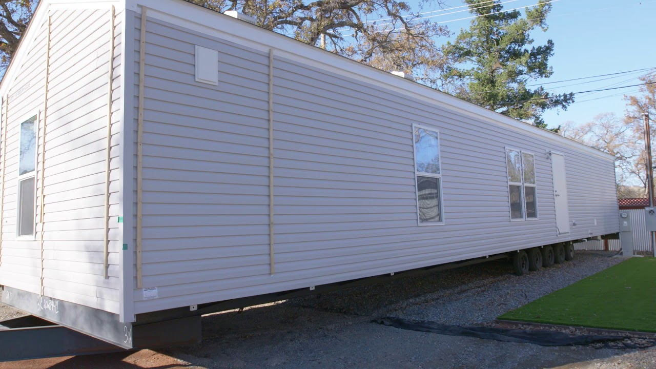 Signs of Progress: Mobile Housing Units Placed in Clear Lake