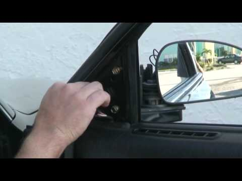 side view mirror replacement (2) youtube Peugeot 207  Peugeot 208 peugeot 206 wing mirror wiring diagram #29