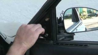 Side view mirror replacement (2)
