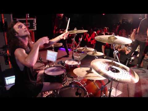 Northlane - Genesis & Scarab [Nic Pettersen] Drum Video [HD]