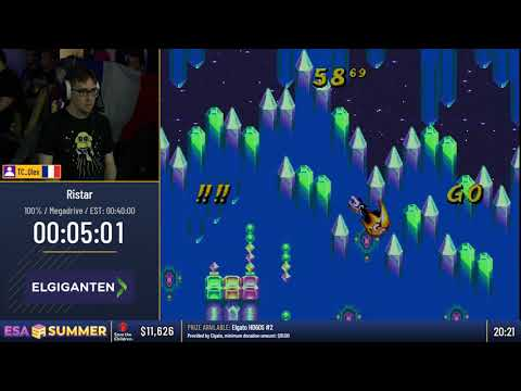 #ESASummer18 - Ristar [100%] by TC_Qlex Mp3