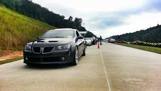 WannaGOFAST - Pontiac G8 GT vs. Audi S4 (B8) 1/2mi Shootout