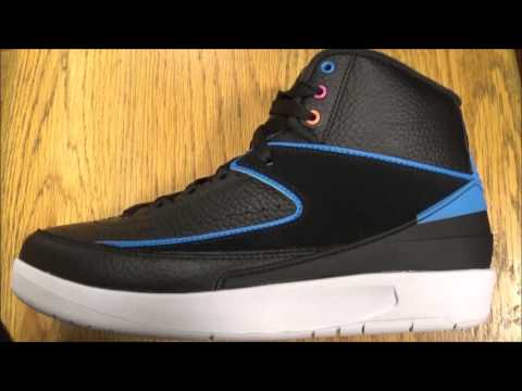 Air Jordan 2 Radio Raheem Brooklyn 80s Retro Sneaker Review