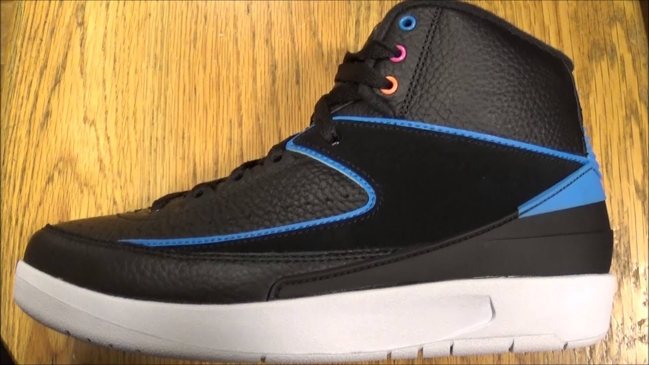 sale retailer 12473 c972b Air Jordan 2 Radio Raheem Brooklyn 80s Retro Sneaker Review