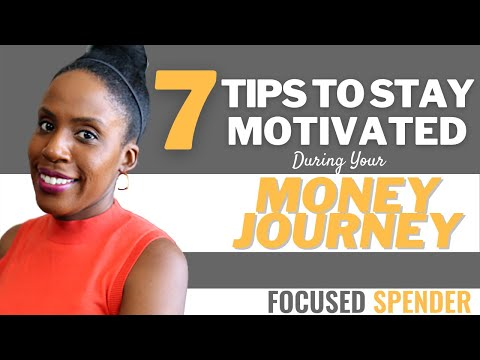 How I Stayed Motivated During My $65,000 Debt Free Journey