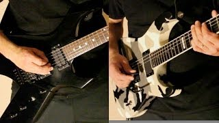 "Monster Heavy Metal Guitar - ""Titanium"" - Modern Thrash by Dan Oliv"