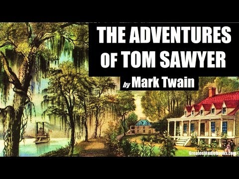 🐊 THE ADVENTURES OF TOM SAWYER by Mark Twain - FULL AudioBook 🎧📖 | Greatest🌟AudioBooks (V2)