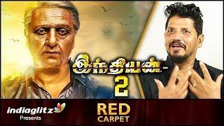Indian 2 Story is Mindblowing : Cinematographer Ravi Varman Interview | Kamal Haasan | Red Carpet thumbnail