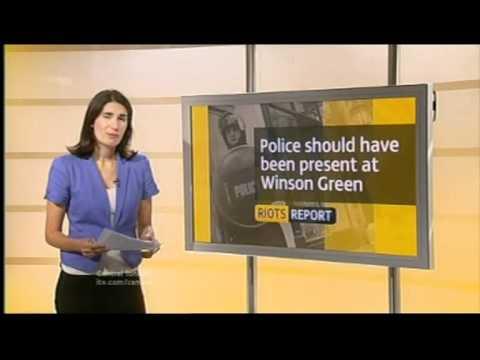 Birmingham Riot 2011: The Report