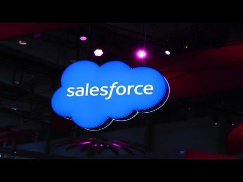 Salesforce Earnings Top Estimates, Revenue Guidance Above ...