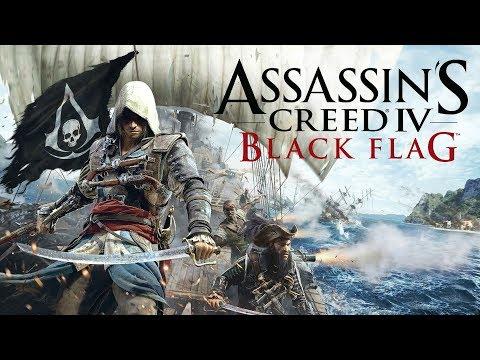 Assassin's Creed IV: Black Flag Прохождение # 1 (PS4) 18+