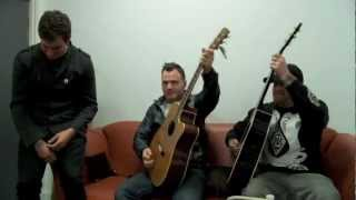 "New Found Glory perform ""Sonny"", acoustically for Alter The Press! ..."
