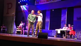 Prayer Of The Comfort Counselor 25th Putnam County Spelling Bee