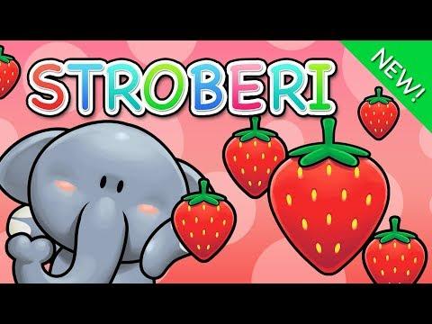 Lagu Anak Indonesia | Stroberi