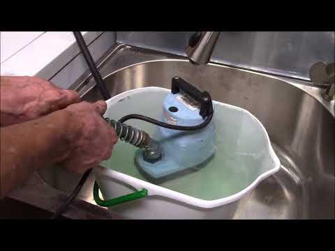 Takagi T-H3M-DV-N Tankless Water Heater Descaling