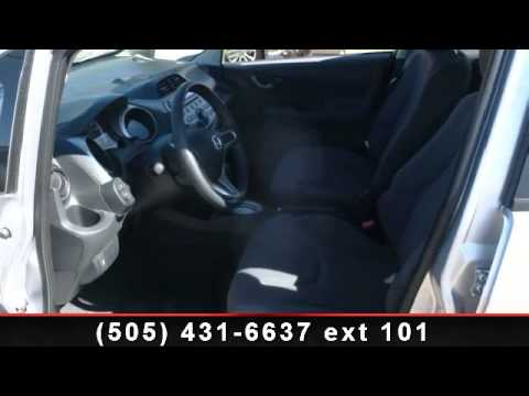2013 Honda Fit - Garcia Honda - Albuquerque, NM 87110