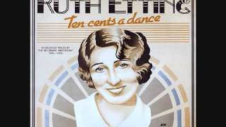 Watch Ruth Etting Youre The Cream In My Coffee video
