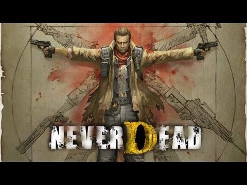 Jogando e Aprendendo: Never Dead - Xbox 360