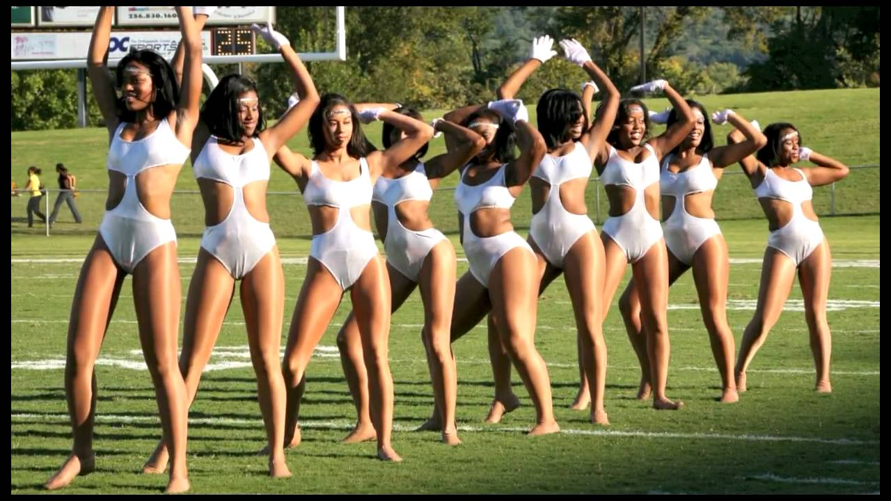 free nude black girls at lsu