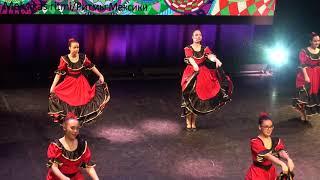 Meksikas ritmi TDA IVUŠKA 55 gadu jubilejas koncertā 17.02.2019 k n ZIEMEĻBLĀZMA 00073
