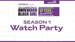 10 Year Anniversary #ABG Season 1 Watch Party | Issa Rae Presents