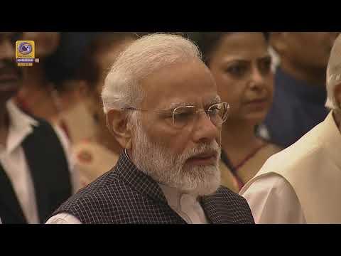 Civil Investiture Ceremony (Bharat Ratan Awards) – Live From Rashtrapati Bhawan, New Delhi