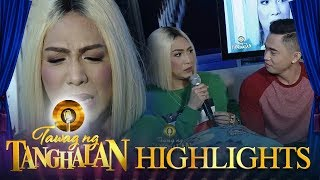 Tawag ng Tanghalan: Vice Ganda gets emotional because of John Andrew