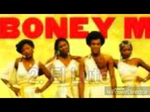 Boney M Instrumental Medley 2